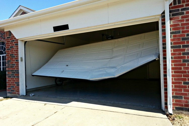 Garage door repair in Ann Arbor, Michigan