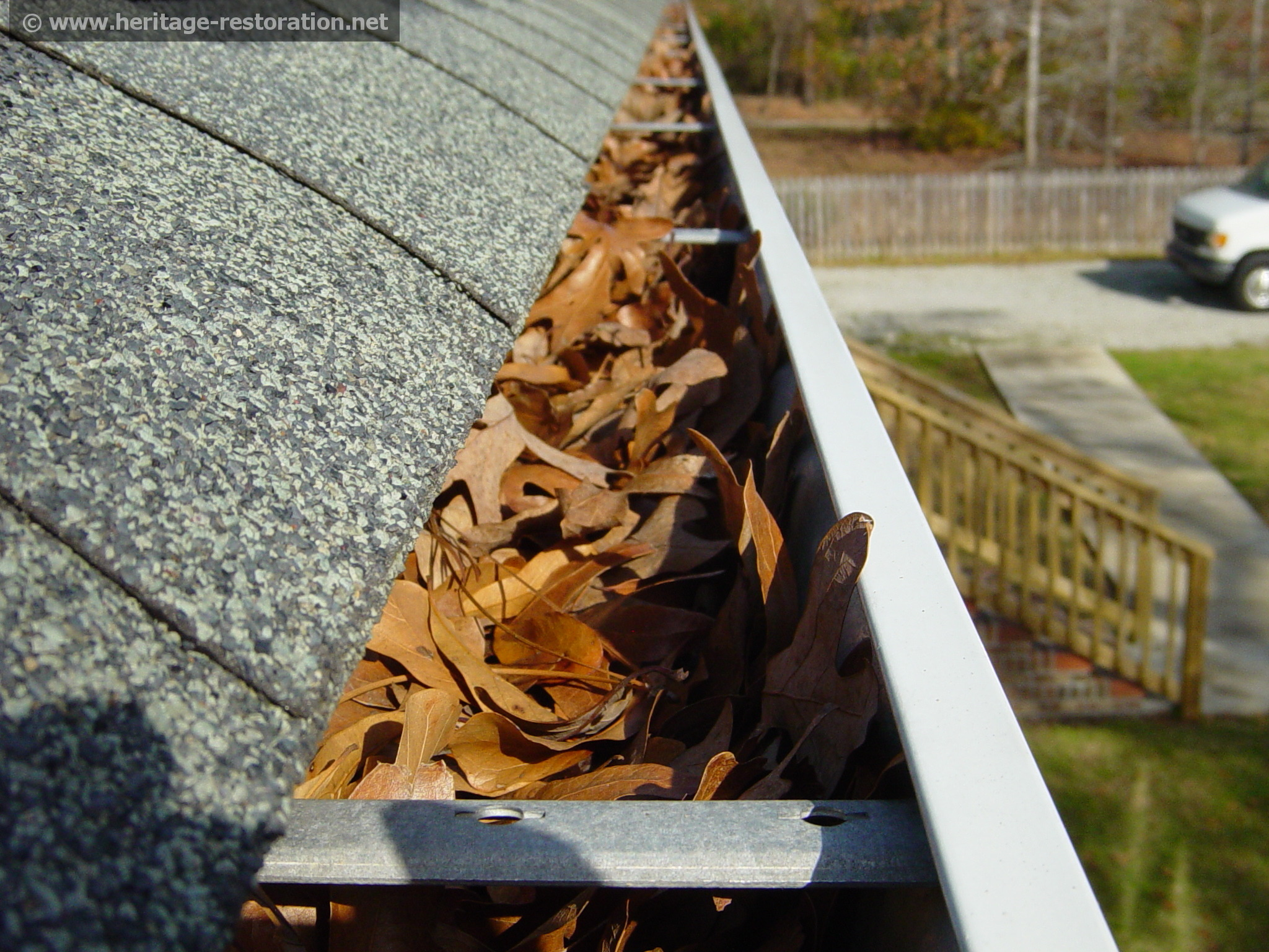 Gutter Cleaning - Ann Arbor, Michigan - A2HomePros Replaceme
