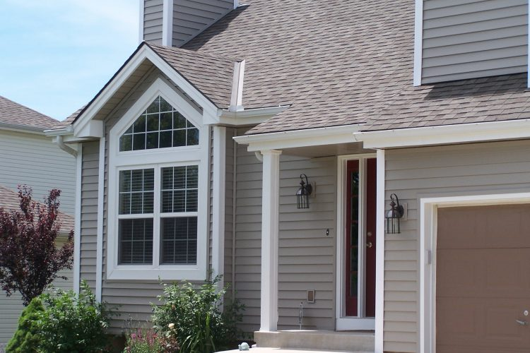 3 OPTIONS FOR EXTERIOR SIDING   IN ANN ARBOR